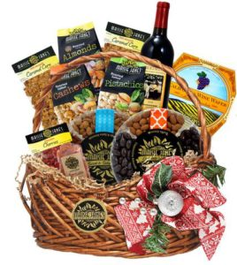 Family Fun or Office Enjoyment Gift Basket