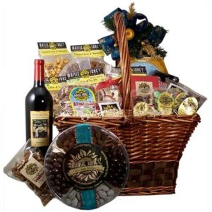 Large Family Fun Gift Basket