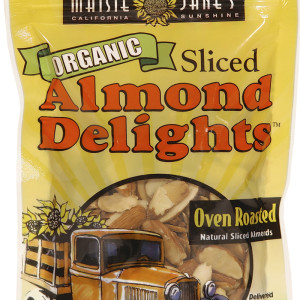 Maisie Jane's Oven Roasted Sliced Almonds