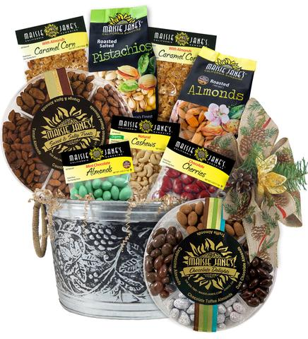 Family Fun Gift Basket