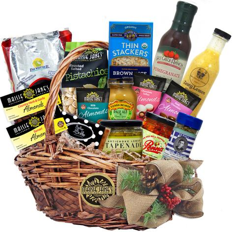 Taste of Nor Cal Gift Basket