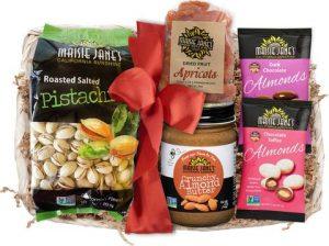 Sweet Crunch Gift Basket