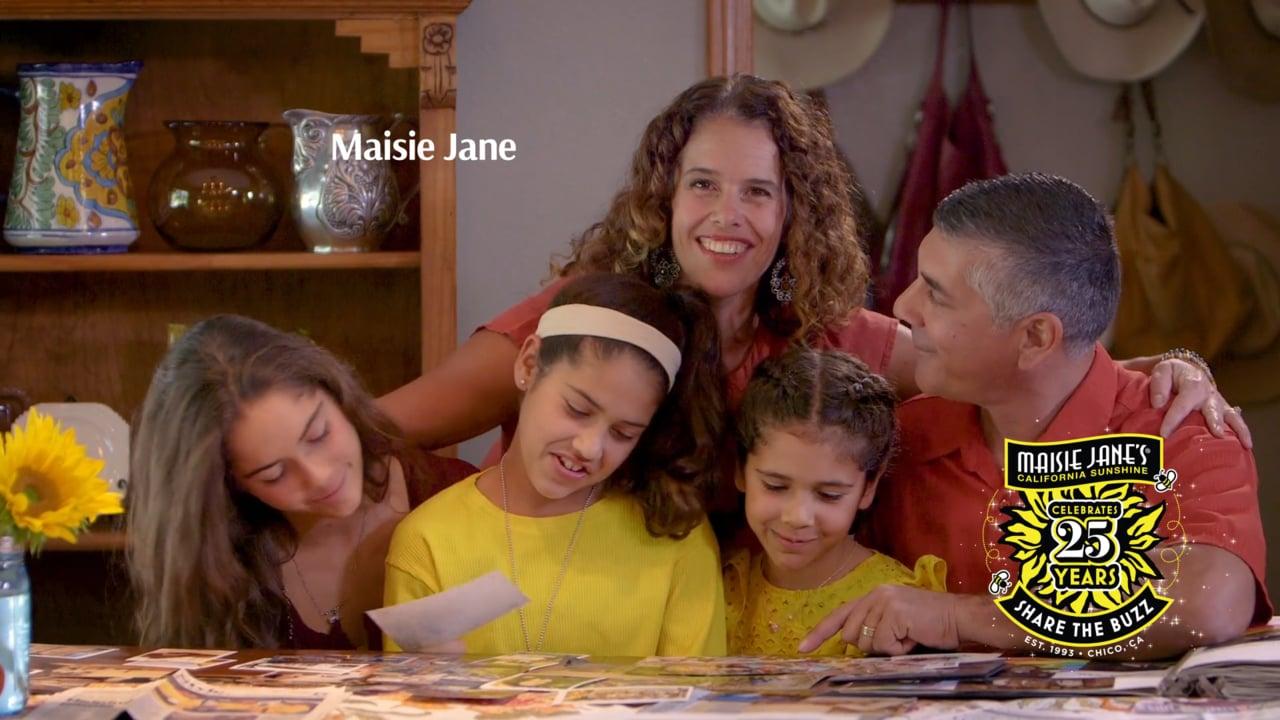 Maisie Jane's Celebrating 25 Years Already