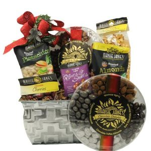 Family Fun Gift Basket