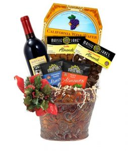 The Perfect Wine Basket