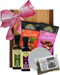 Dipping Delight Gift Basket