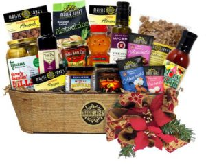 Golden Valley Gift Basket