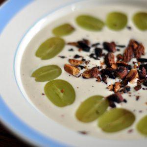Ajo Blanco — Almond Soup