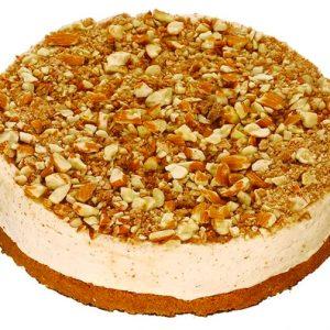 Auntie's Almond Butter Pie