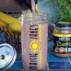 chocolate monkey protein shake