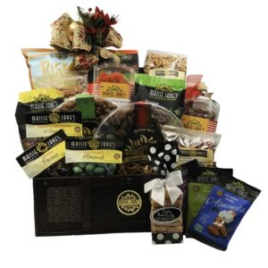 Family Fun and Office Enjoyment Gift Basket Number 4