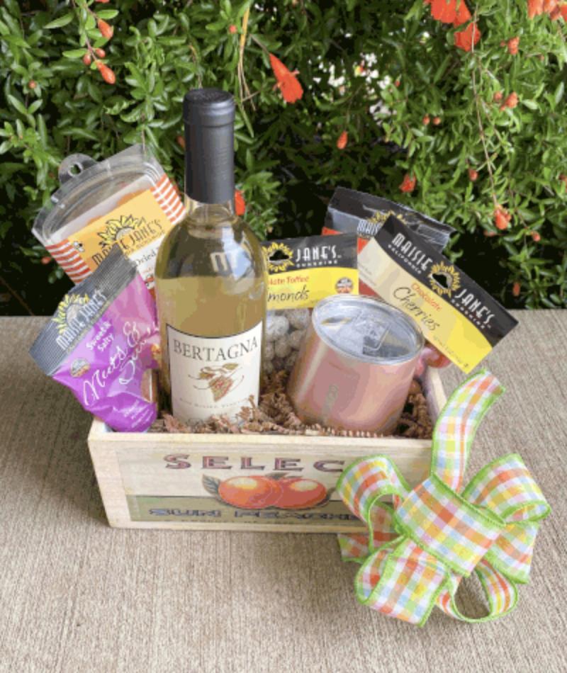 Fruit of the Vine Gift Basket