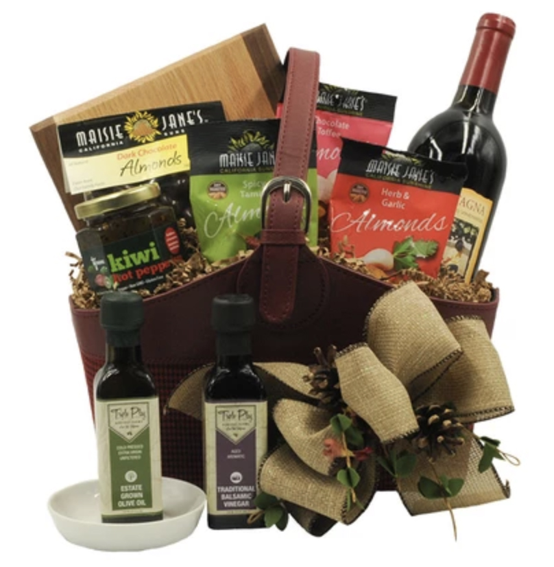 Inspired Chef Gift Basket