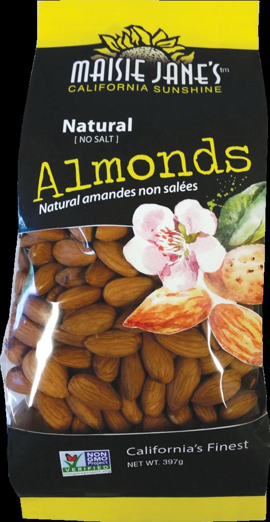 Maisie Jane's Almonds