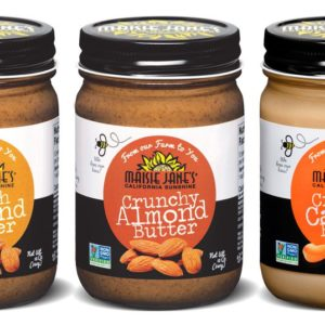 Maisie Jane's Natural Nut Butters