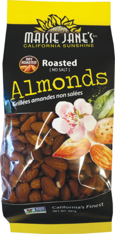Maisie Jane's Roasted Almonds