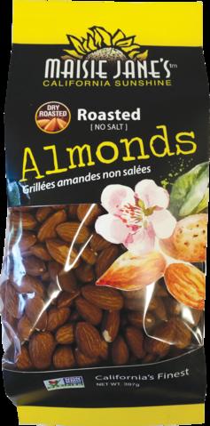 Maisie Jane's Roasted Almonds