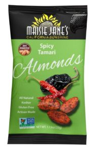 Maisie Jane's Spicy Tamari Snack Pack