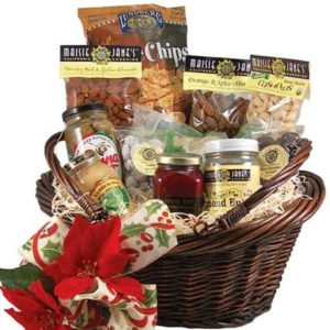 Maisie janes november sale 15 off valley sampler gift baskets were headed into the merriest time of the year and to celebrate and make your thanksgiving especially festiveone of our most popular gift baskets negle