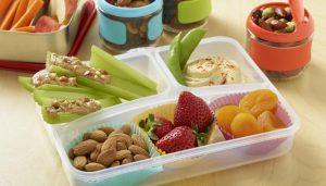 Heart Healthy Snack Foods with Almonds