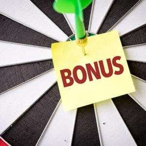 bonus on target