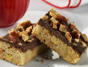 California Shortbread Bar