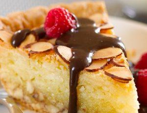 Coconut Almond Macaroon Pie