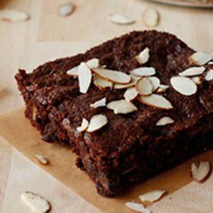 Gluten-Free Almond Brownies