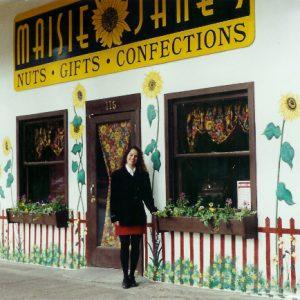 Maisie Jane's first store
