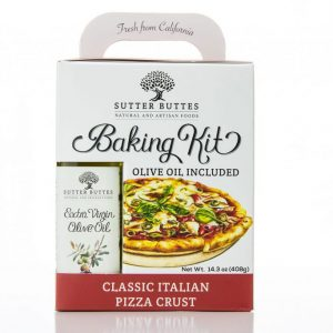 Sutter Buttes Pizza Crust Kit