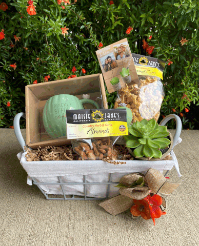 Prickly Perfect Gift Basket