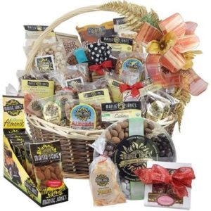 Maisie Jane's town and country gift basket